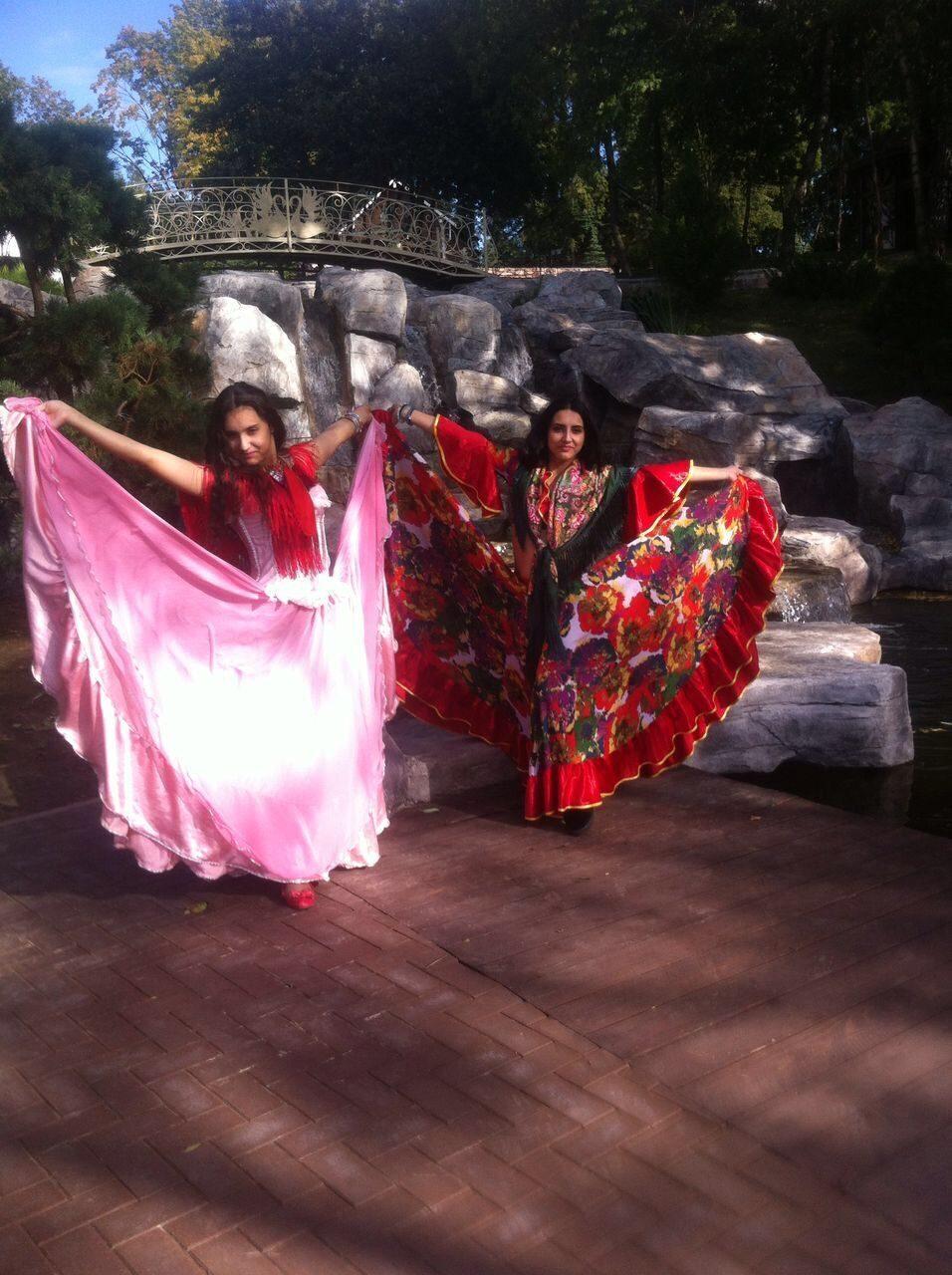 Поздравления на свадьбе от цыганки